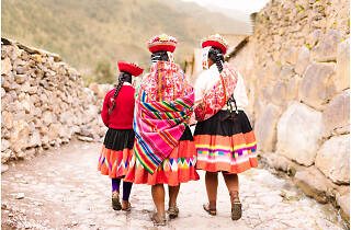 Weavers of the Clouds: Textile Arts of Peru