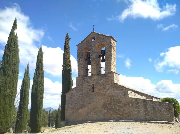 Una església preromànica