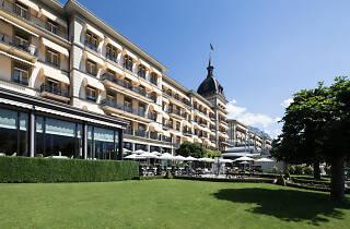 Victoria-Jungfrau Grand Hotel