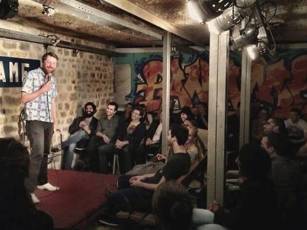 Panam Comedy Club - Paname Art Café