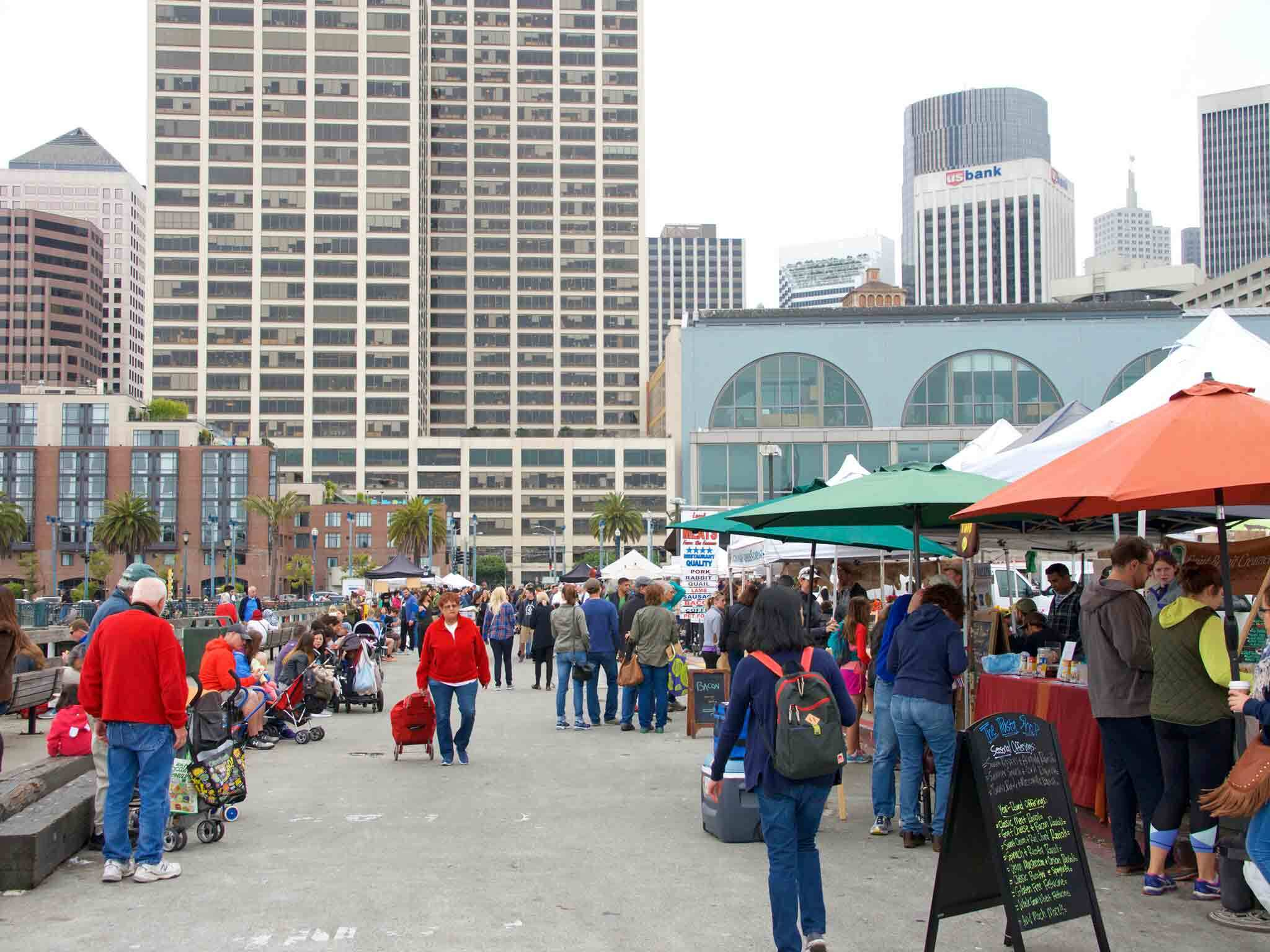 Ferry Plaza Farmers' Market
