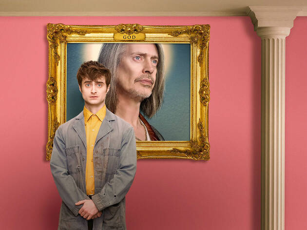 Miracle Workers con Daniel Radcliffe