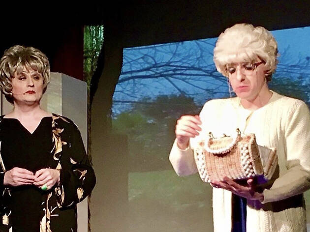 Golden Girls Live On Stage!