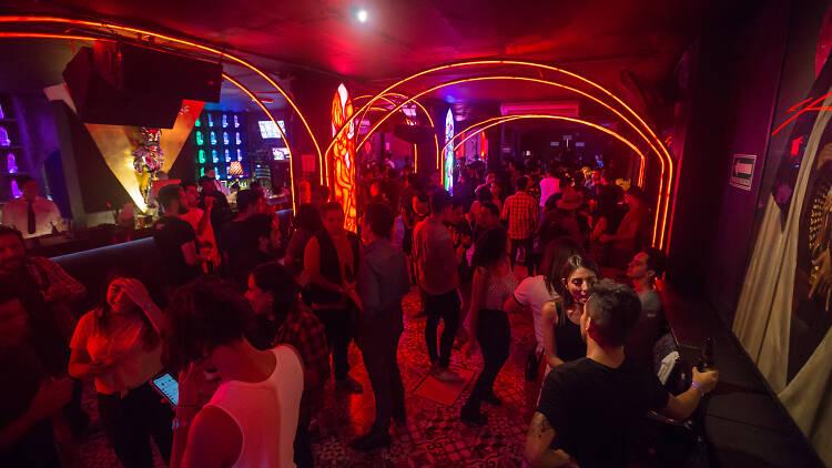 Antro gay La purisima en Ciudad de México