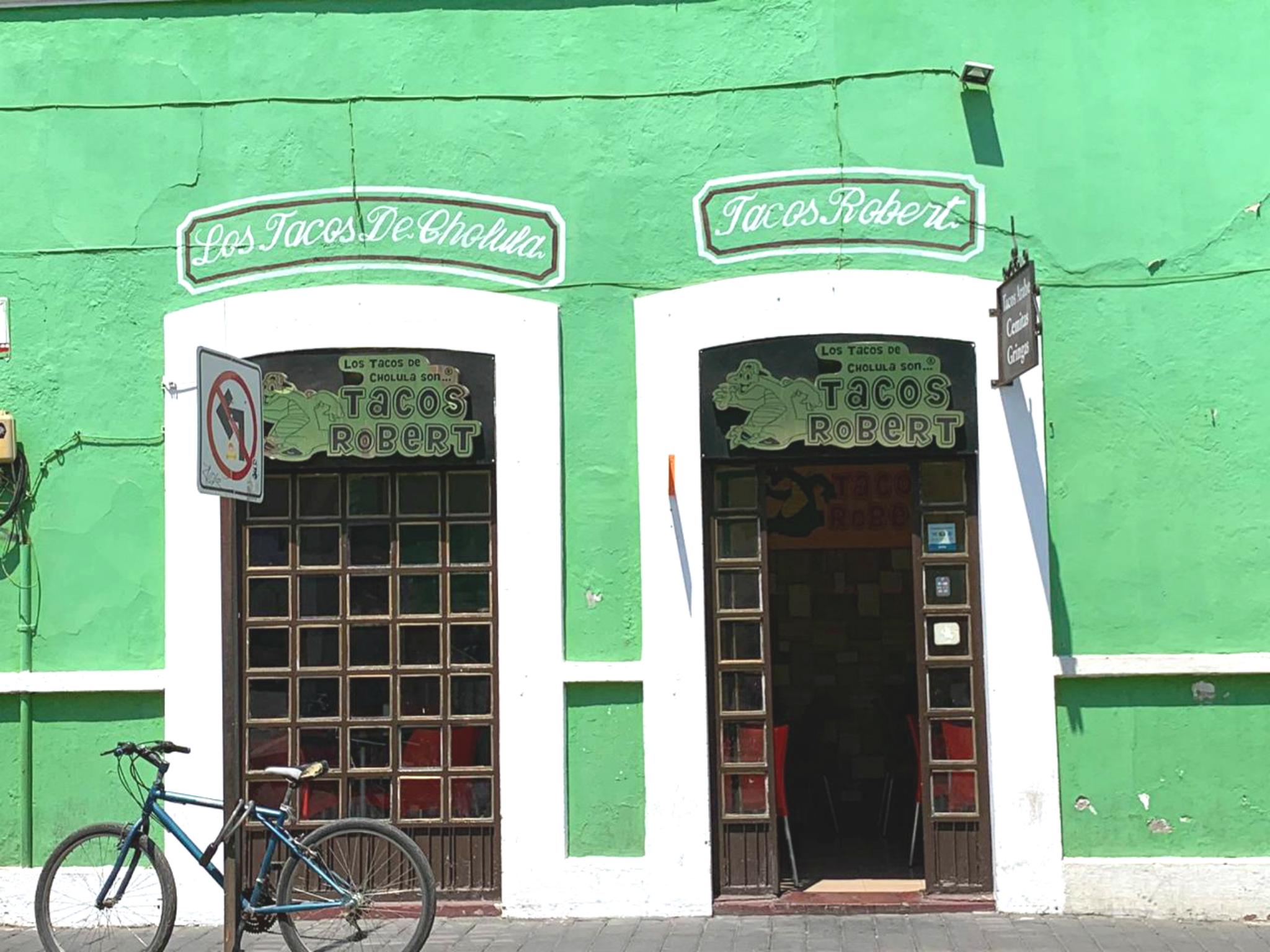 El pueblo mágico de Cholula en Puebla
