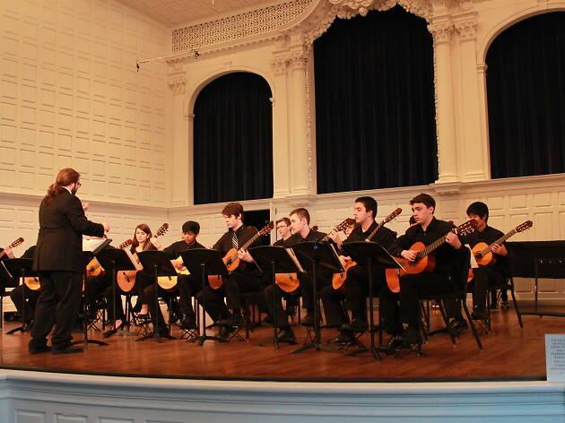 Tuscarora HS Guitar Ensemble