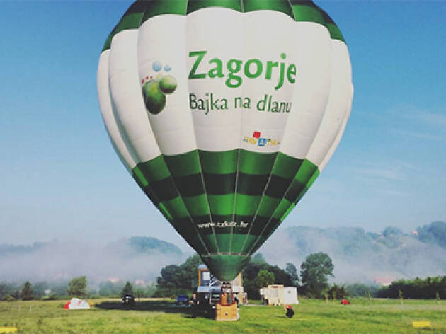 Croatia Hot Air Balloon Rally 2019