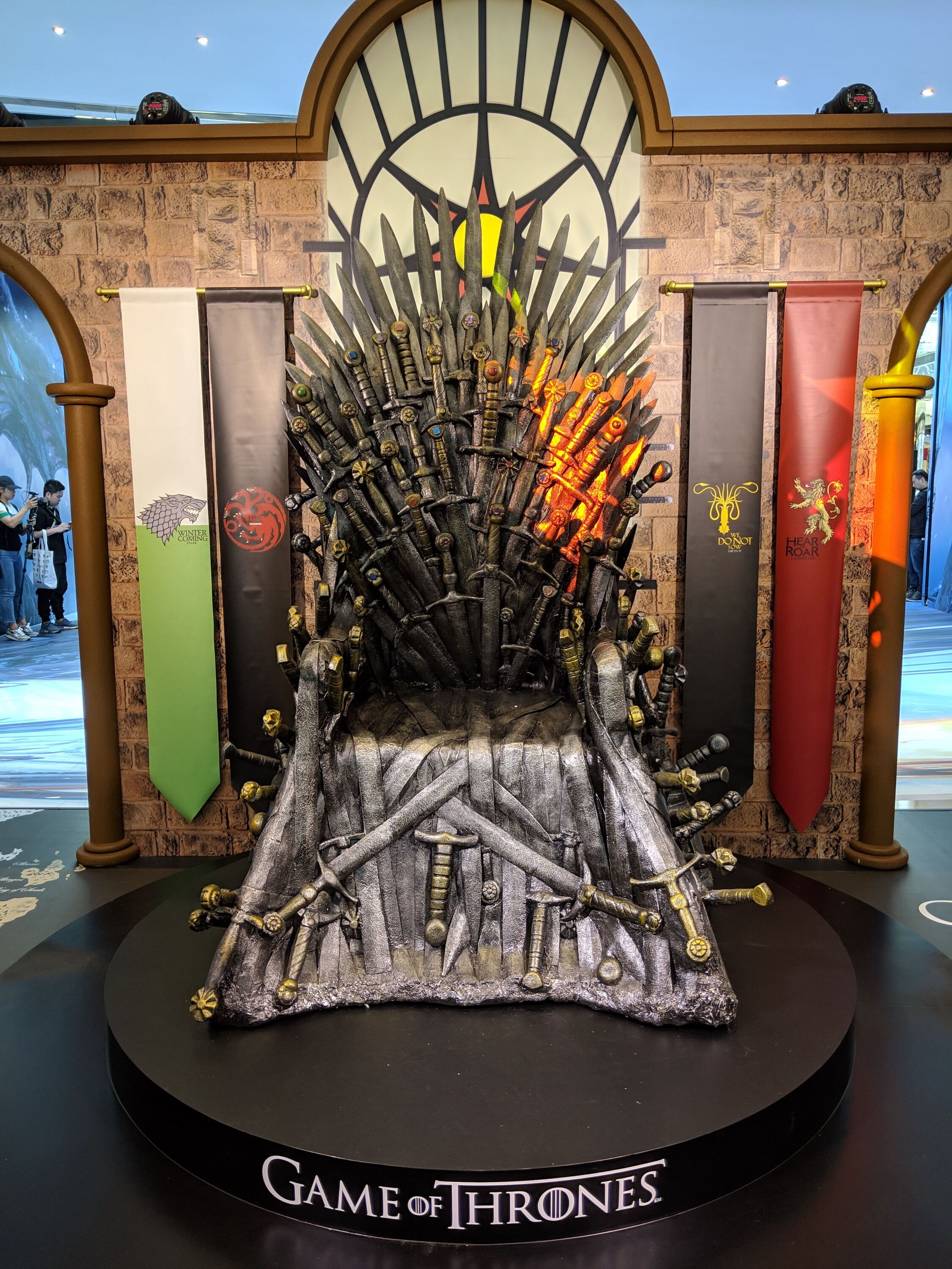 Don't miss Hong Kong's first Game of Thrones exhibition ahead of the