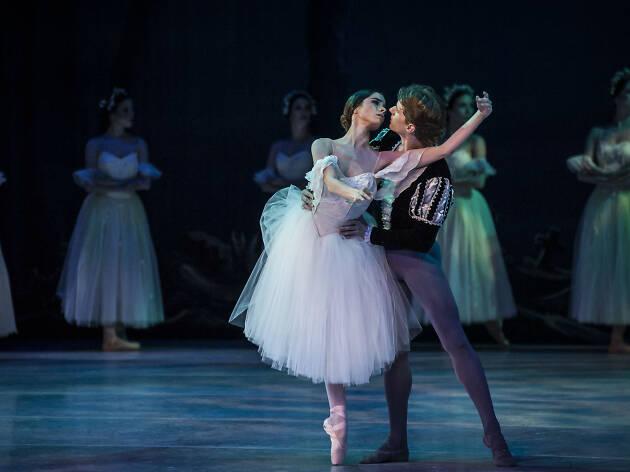 Temporada de primavera 2019 de la Compañía Nacional de Danza