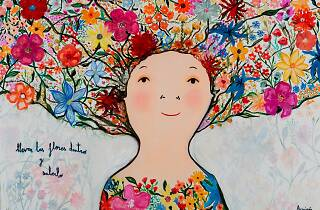 Eva Armisén Painting