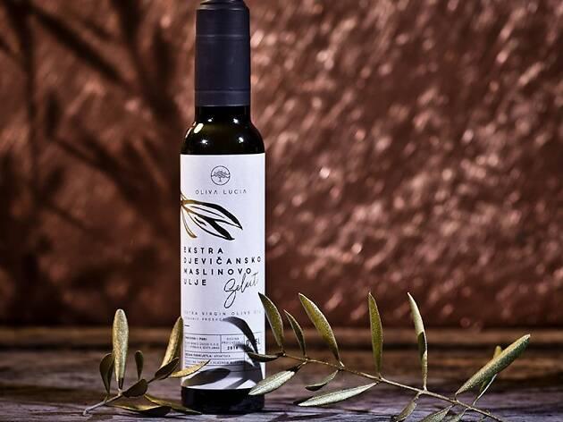 Oliva, Lucia, Select, olive, oil, maslinovo, ulje, Istra, Istria