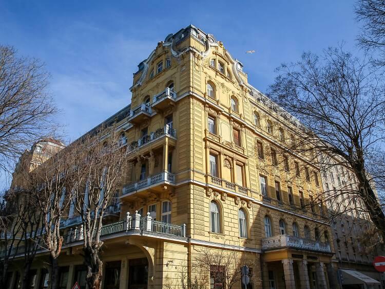 Hotel Riviera, Pula