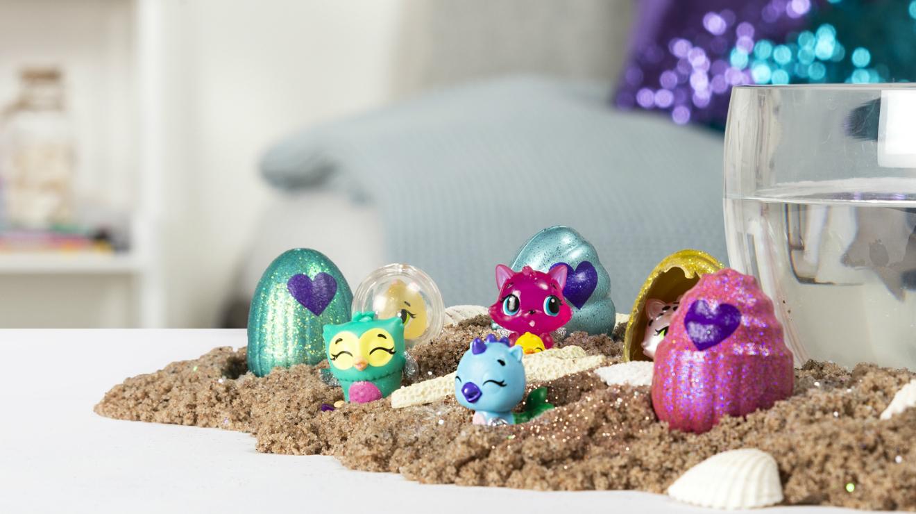 Hatchimals, el juguete perfecto