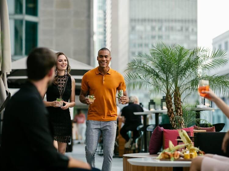 Les meilleurs bars sur des toits à Montréal
