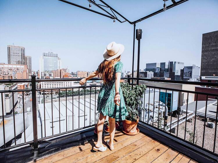The best rooftop bars in Montreal