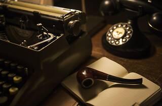 Le bureau de James Murdock
