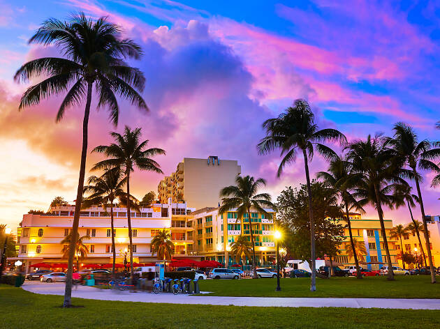 A compact neighborhood guide to South Beach