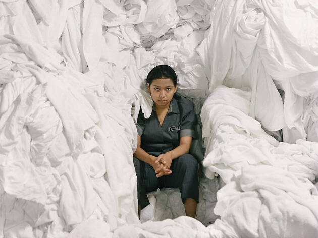 La camarista, parte de la Muestra de Cine Internacional de la Cineteca Nacional