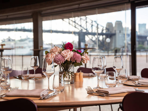 The Opera House has just opened a glitzy new function space