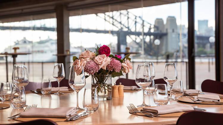 Sydney Opera House Yallamundi Rooms
