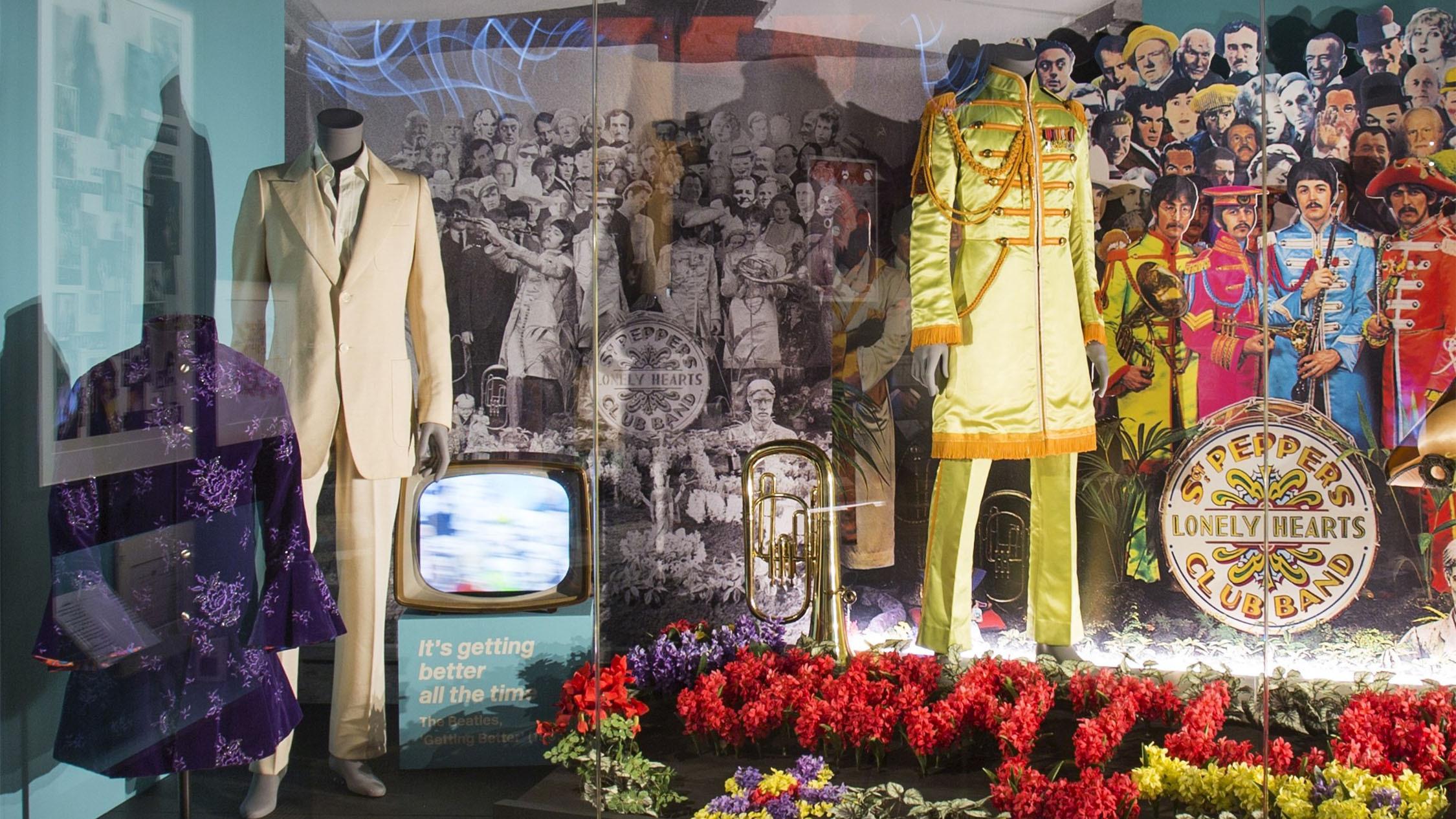 Revolutions exhibition - Melbourne Museum