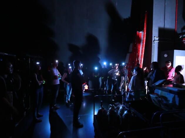 Backstage, Flipside