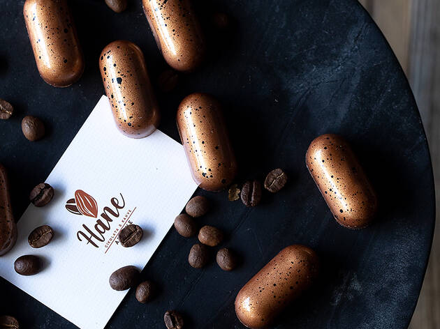 Hane Çikolata Kahve