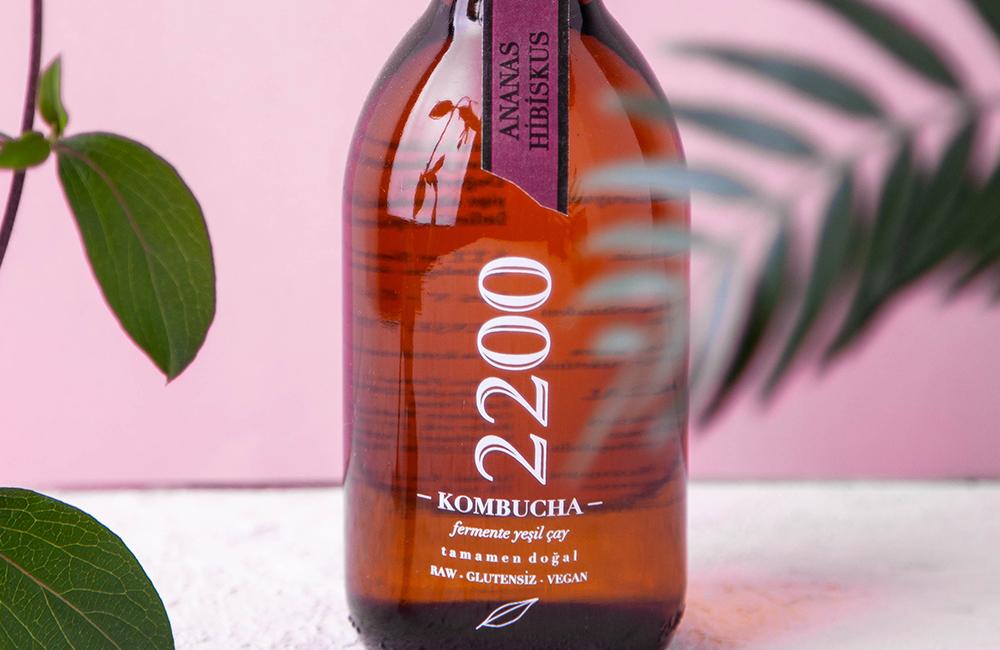 Kombucha 2200