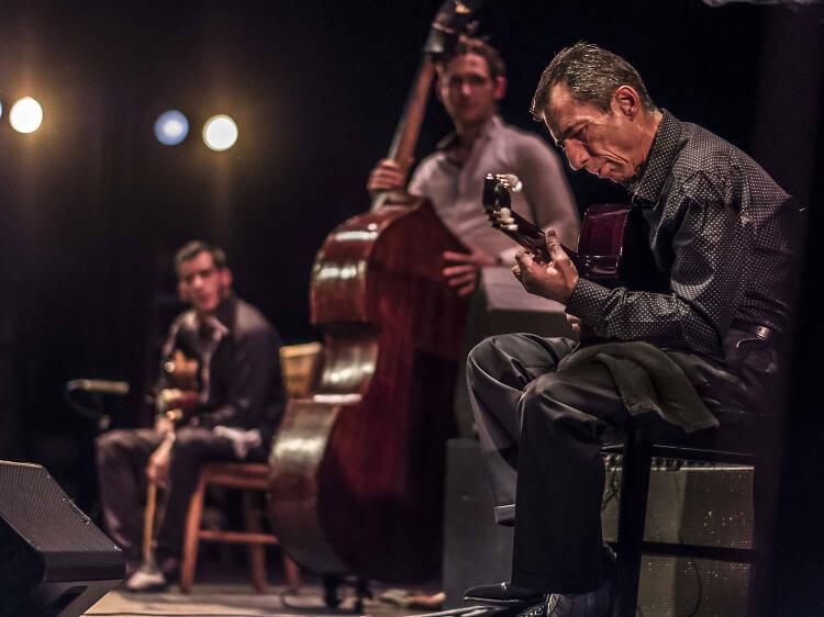 Angelo Debarre Trio