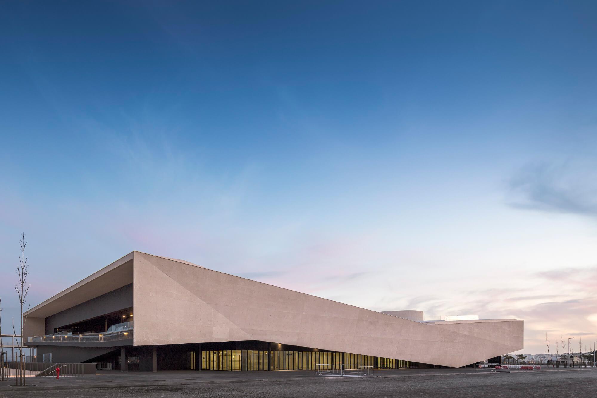 Terminal de Cruzeiros de Santa Apolónia