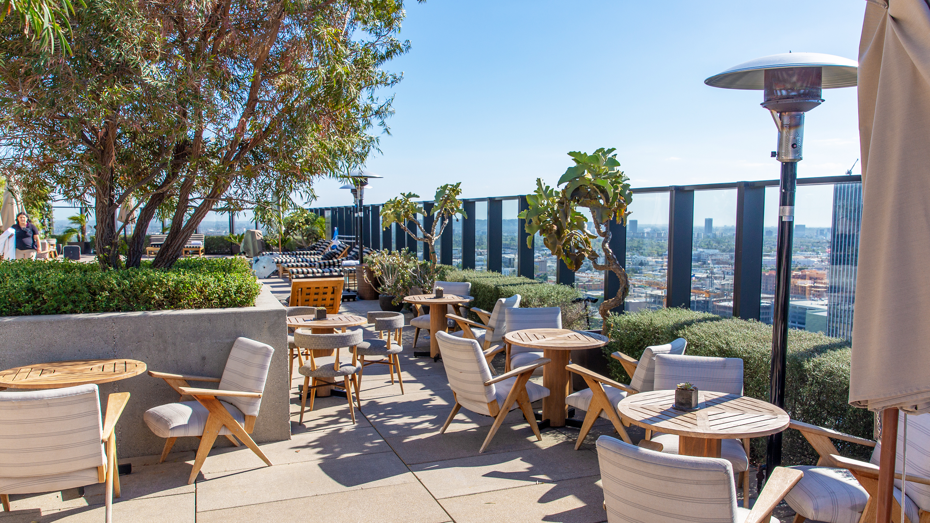 Meet Sorra, Hollywood's new rooftop bar and restaurant from the Hinoki and the Bird team