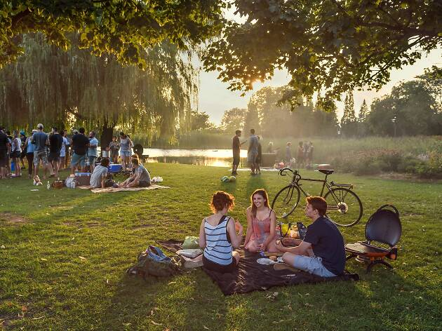 The best parks in and around the Mile End