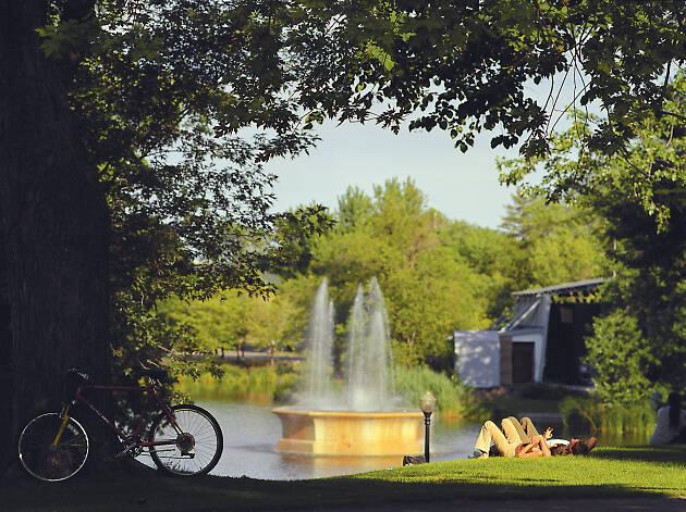 Parc La Fontaine