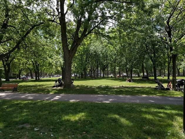 Parc Sir-Wilfrid-Laurier