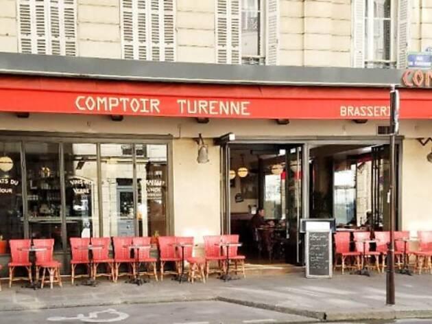 Comptoir Turenne
