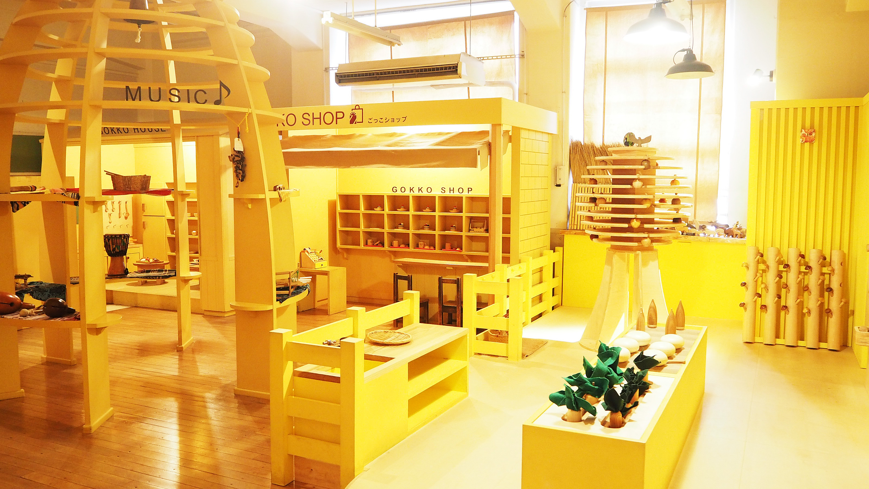 Tokyo Toy Museum
