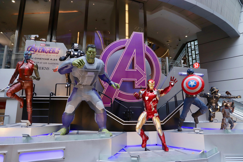 Marvel Studios《復仇者聯盟4:終局之戰》展覽