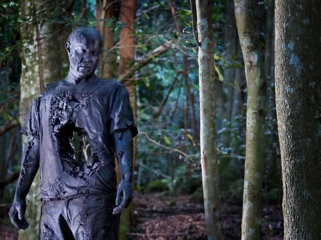 Louis Pratt, 'Regret', Sculpture at Scenic World