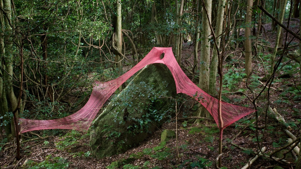 Kate VM Sylvester, 'In Every Tee' Sculpture at Scenic World