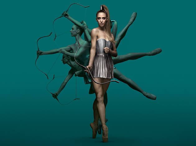 Sylvia The Australian Ballet 2019 supplied