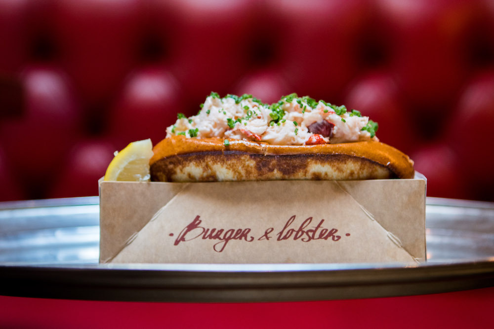Burger & Lobster