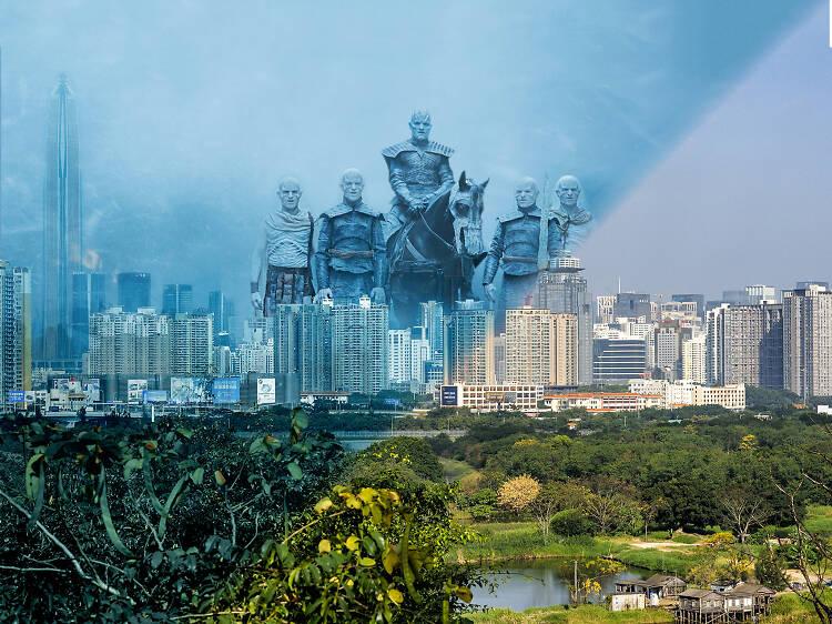 如果《權力遊戲》發生在香港的話……