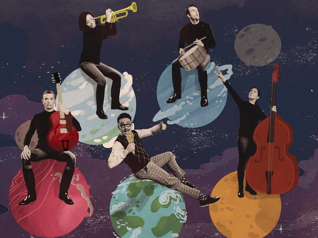 The Century's (un viatge intergalàctic al planeta del jazz)
