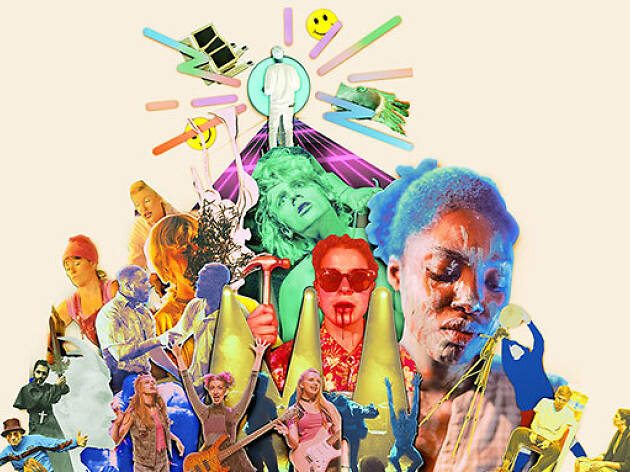 Incoming Festival 2019 at New Diorama Theatre