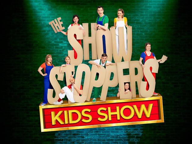'The Showstopper's Kids Show' at Underbelly Festival