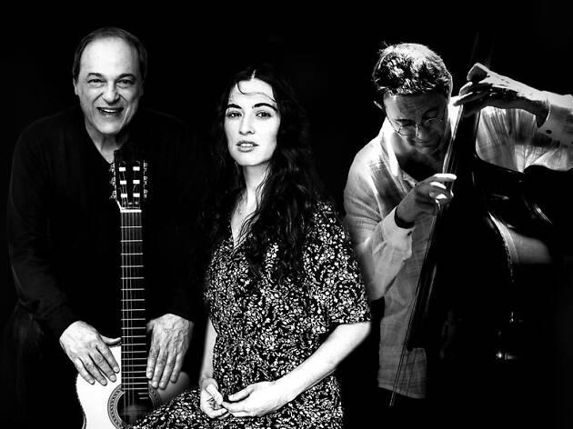 Toquinho, Sílvia Pérez Cruz i Javier Colina