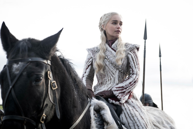 Nem Jon Snow, nem Daenerys Targaryen: o trono de ferro é seu