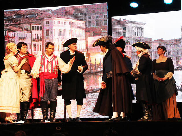 Festival de la Semaine italienne de Montréal