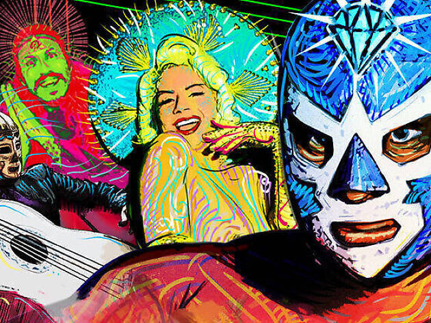 Win two tickets to Lucha Vavoom