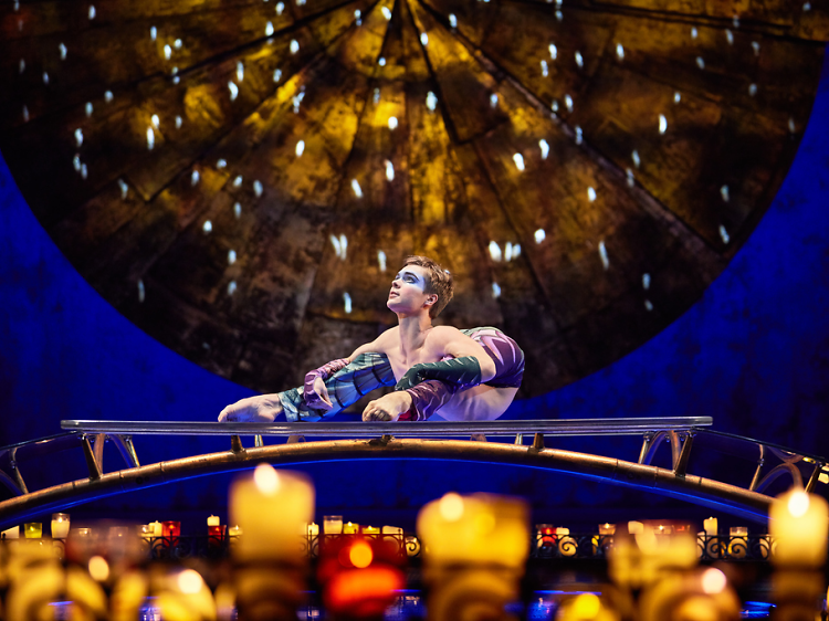 Cirque du Soleil: Best of Contortion